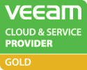 Veeam Cloud and Services Provider Gold